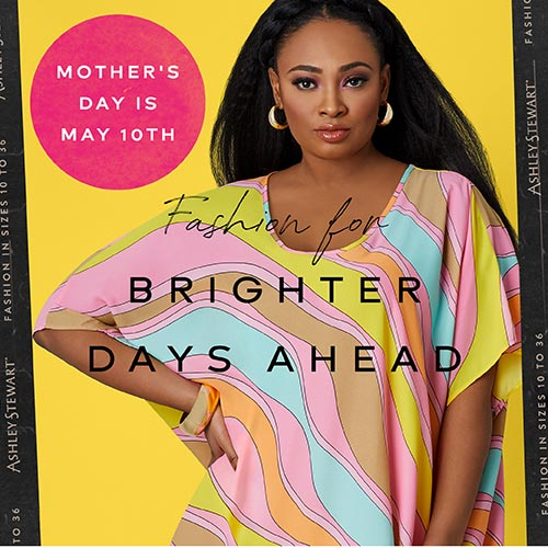 Fashion for Brighter days ahead! Shop Now